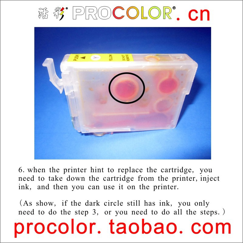 Full Refill inkjet cartridge 254 252 for EPSON CISS WF3620 WF3640 WF7610 WF7620 WF 3620 3640 7610 7620 inkjet printer with chip chip digital copier chip for riso com 7010 chip inkjet refill accessories free shipping