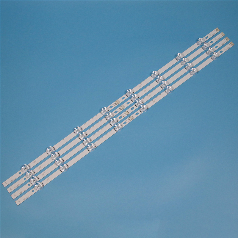 LED TV Backlight Strip For LG 40LF6300 UA 40LH5300 UA SVL400 LED Array Strips Kit Bars Lamp Bands HC400DUN VCKN1 211X VCKN5 214X in Shell Body Parts from Consumer Electronics