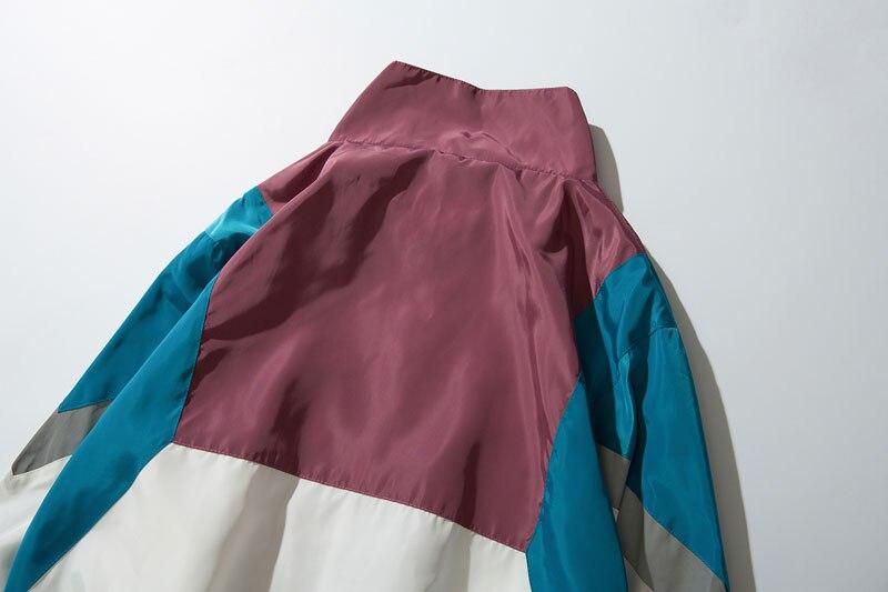 Vintage Color Block Jacket 12