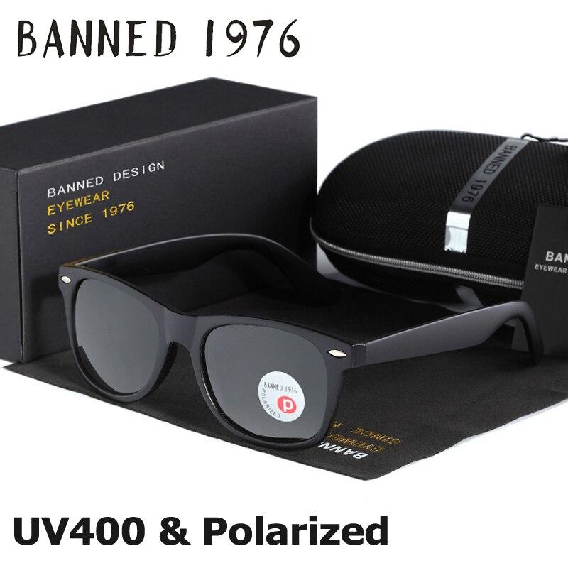 2017 fashion classic HD Polarized UV400 font b Sunglasses b font men Cool driving fashion vintage