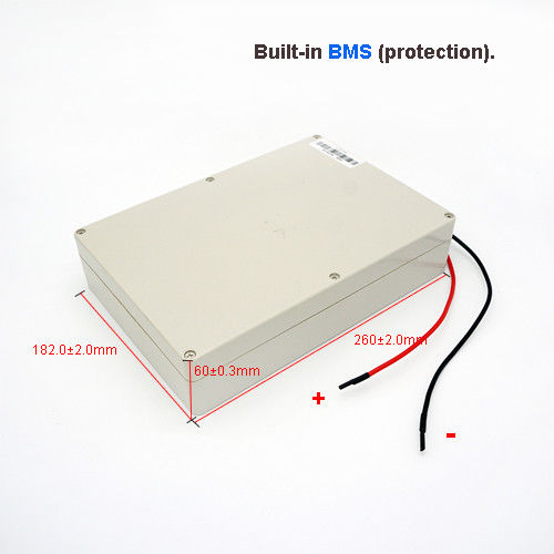 New LiFePO4 20Ah 12V Energy Storage Battery for Solar Outdoor Street Light
