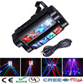2017 Hot Mini LED Spider 8x10W led Beam moving light/Professional DMX Stage effect Lighting/led Disco DJ lighting/wedding lights