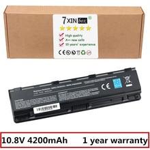 10,8 V 4200 mAh Laptop Batterie PA5024U für Toshiba Satellite Pro C800 L800 M800 P800 S800 PA5023U-1BRS PA5024U-1BRS PA5025U-1BRS