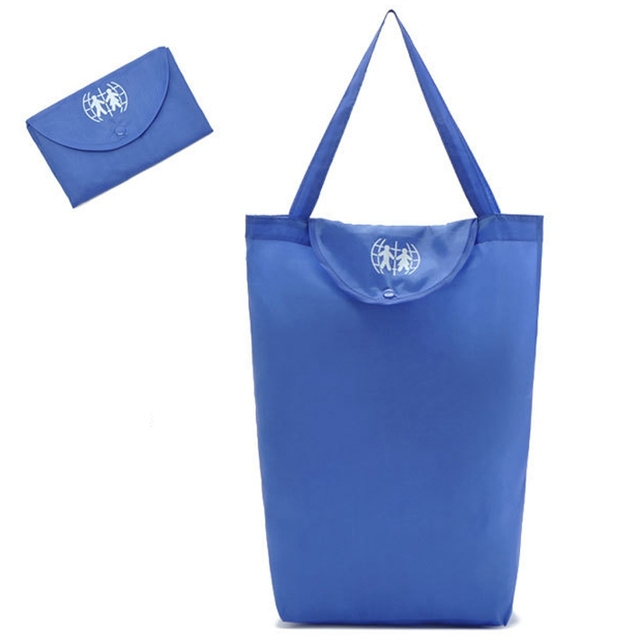 Hot Sale Eco Friendly Supermarket Shopping Bag Foldable Shopping Bag
