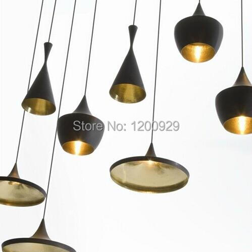 3pcs/set Instrument Aluminium Pendant Lamp Design by T.D Beat Light  Design light Home Decoration Living Room/Bedroom PLL-64