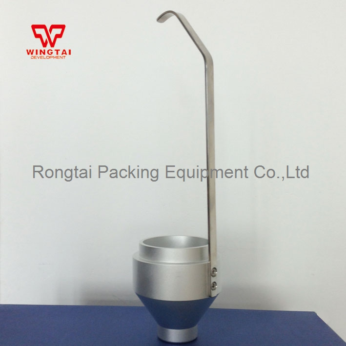 DIN 53211 Portable DIN 4 viscosity cup Iso Flow Cup Aluminum Alloy