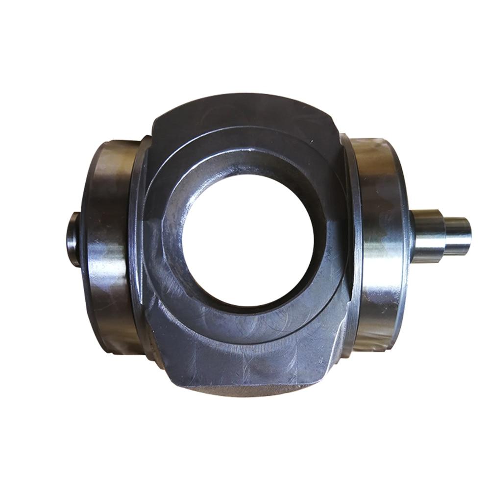 Repair kit for KAYABA hydraulic pump PSV2 55T valve plate swash plate spare parts engine parts