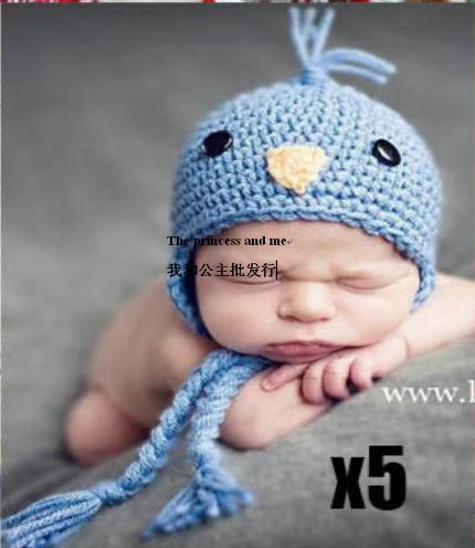 New Elephant Design Cap Warm Hat Style Capnewborn Knit Hats