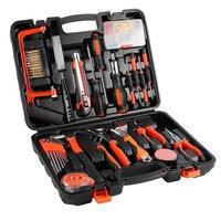 100Pcs/set Universal Multi functional Precision Maintenance Repair Hardware Instrumental Sets Robust Lightweight Home Tool Kits