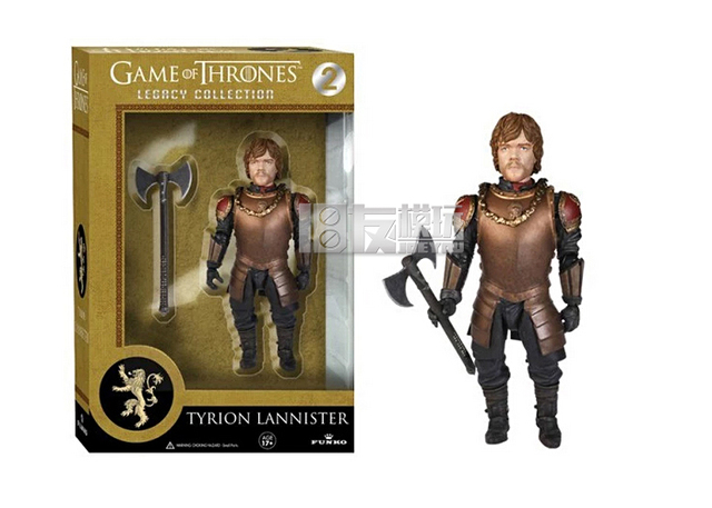 Game of Thrones Tyrion Lannister 15CM High Classic Movable Action Figure Toys