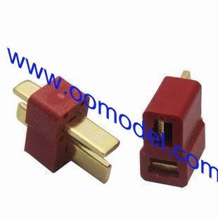 10PCS T male female Connectors T plug Deans Connectors font b RC b font font b