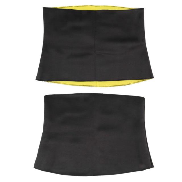 Neoprene Slimming Waist Belts Sports Safety Body Shaper Training Corsets Yoga Fitness Tops Hot Selling