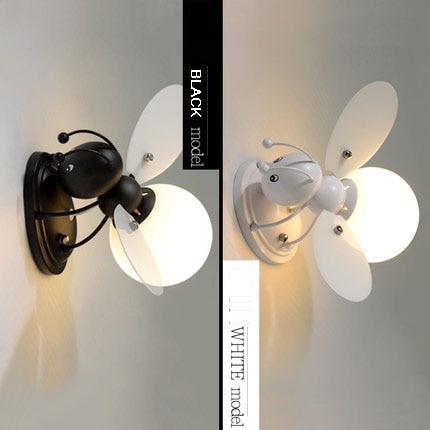 მულტფილმი Iron Firefly & Bee Wall - შიდა განათება - ფოტო 4