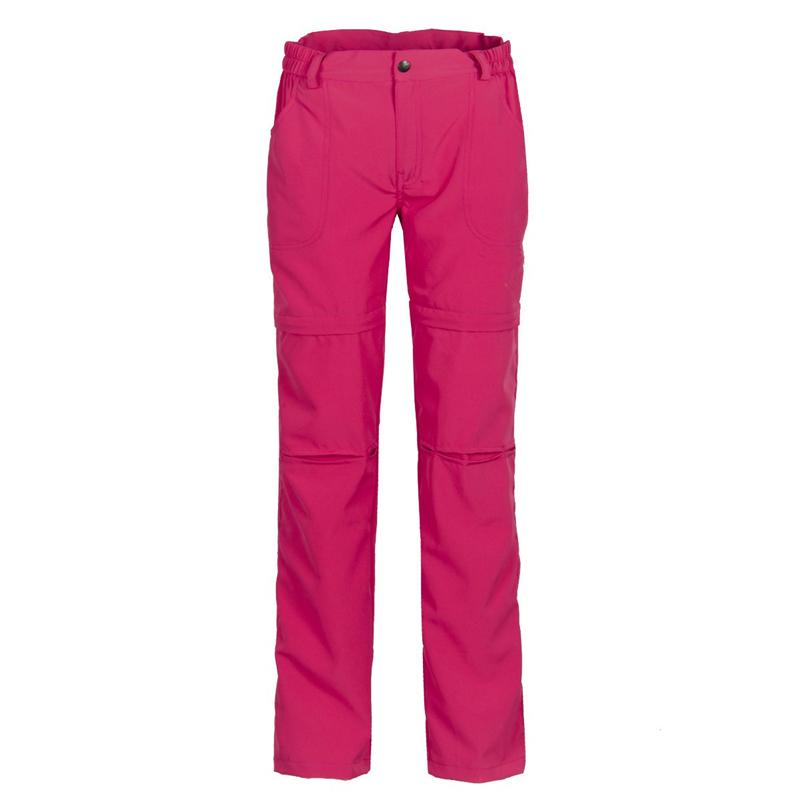 ФОТО Womens Hiking Climbing Pants Spring Summer Female Quick Drying Removable Full Lenghth Female Outdoor Camping Sports Trousers