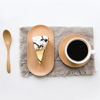 Plato creativo de cerámica con dibujo de nube mate para desayuno, bandeja con estilo, plato de postre para gotas de lluvia