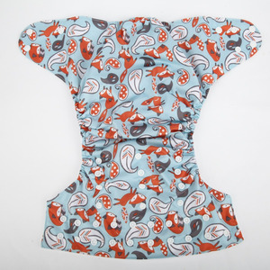 Image 4 - [Sigzagor] couche culotte en tissu, couche culotte et poche, en micropolaire, réutilisable, lavable, pour bébés et tout petits, 3 pièces, 2 à 7 ans