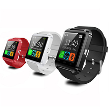 Neue U uhr u8 + Bluetooth Armbanduhr Mode Smartwatch Für iPhone Android Samsung HTC LG Sony