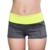 Mulheres verão Calções Shorts Do Spandex Yuga Musculação Roupas de Fitness Elástico Curto