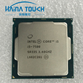 100% Оригинал Intel Core i5 7500 Процессор 3.40 ГГц 6 МБ Socket 1151 100% Рабочих lntel Рабочего ПРОЦЕССОРА