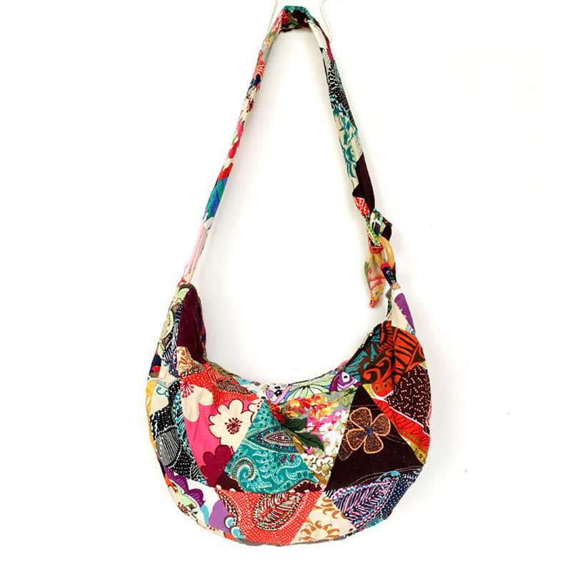 patchwork women bag
