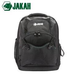 JAKAH новый рюкзак для инструментов, сумка-Органайзер, водонепроницаемая сумка для инструментов, многофункциональный рюкзак, бесплатная дост...