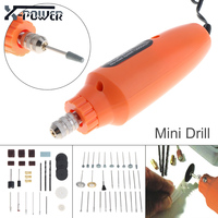 60pcs Set 12V 12000RPM Cordless Mini Drill Electric Grinder Rotary Tool Kit EU Plug For Grinding