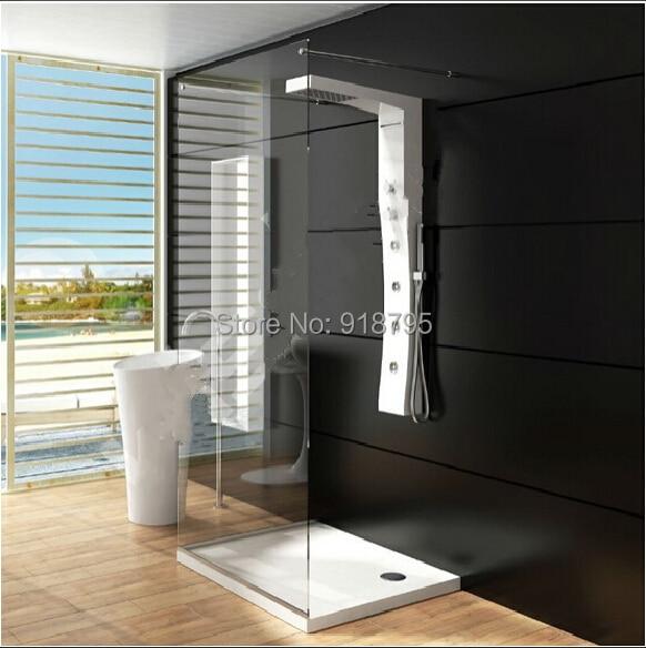 Thermostat Festen oberfläche stein dusche panel wand duschsäule ...