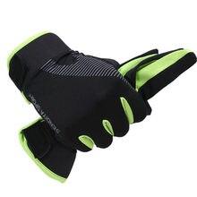Outdoor Running Gloves Full Finger Touchscreen Cycling Men Women Fitness Sport Breathable Summer Mittens Riding