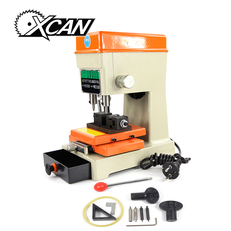 XCAN 368A Copied into accurate practical machinery key cutting machine locksmith tools for opening locks car locksmith tools xcan th 298 key cutting machine for locksmith cutting copy car keys door lock