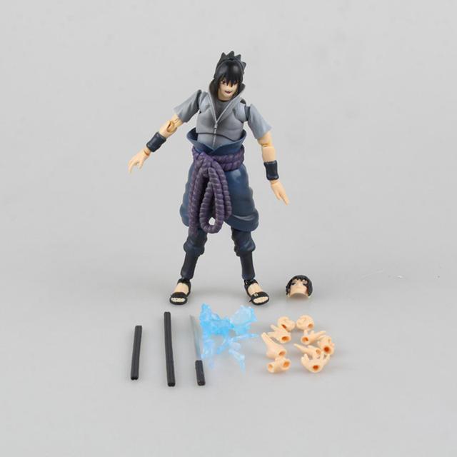 Naruto Uzumaki Sasuke Uchiha PVC Action Figure