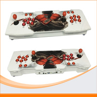 Household classic Pandora's Box 4S Double joystick arcade console built-in Multi games 815 in 1 Jamma board