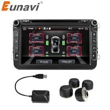 Eunavi Car TPMS Universal Android Tire Pressure Monitoring S