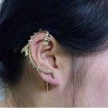 Dragon Shape Stud Earrings