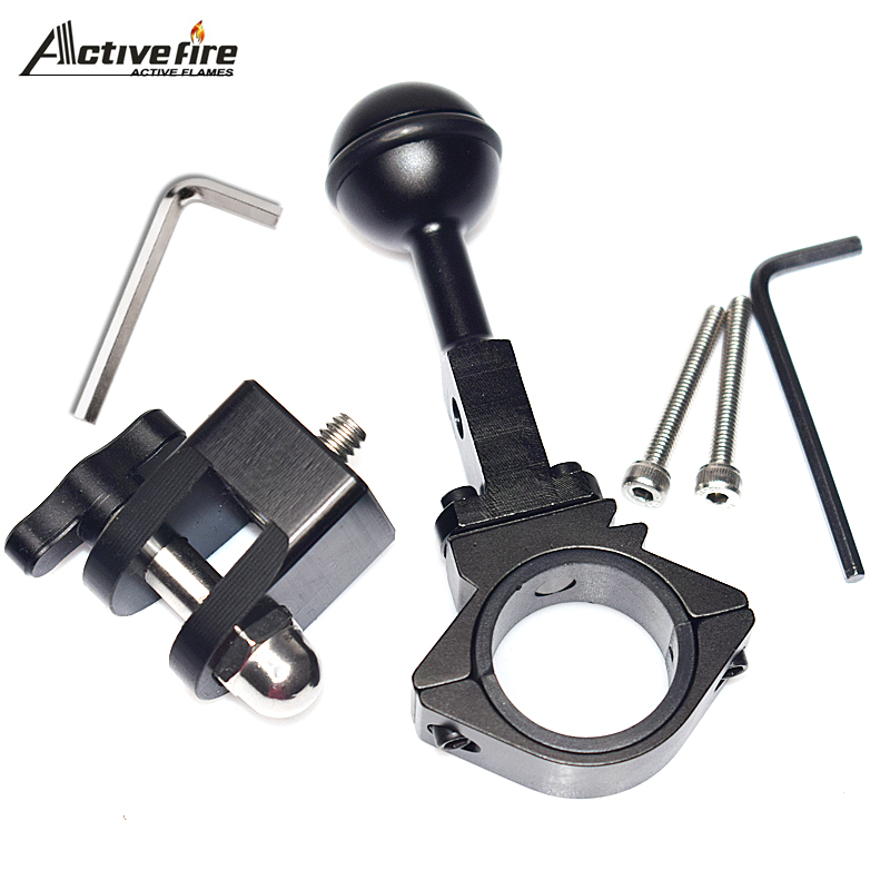 25mm/30mm torch mount Universal Ball Joint Bracket Arm for Buoyancy fill light lamp holder IN YS Mount YS Attack YS Holder torch25mm/30mm torch mount Universal Ball Joint Bracket Arm for Buoyancy fill light lamp holder IN YS Mount YS Attack YS Holder torch