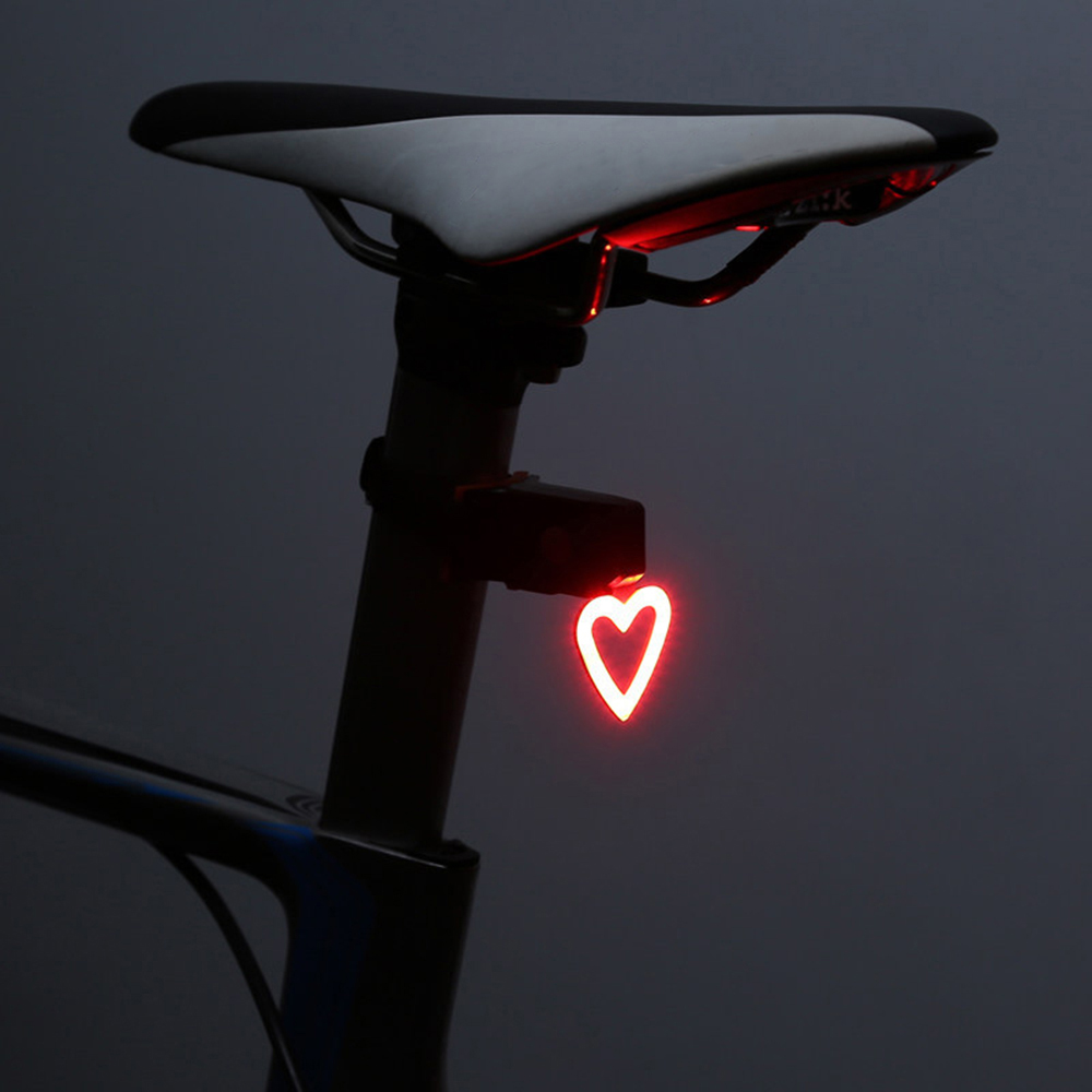 Bicycle Tail Light Multi Lighting Mode Bicycle Light USB Charge Led Bike Light Flash Tail Rear Bicycle Lights For Mountains Bike
