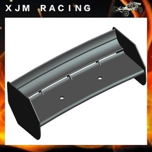 1/5 rc car Carbon Rear wing for 1/5 scale hpi km baja 5b toy parts