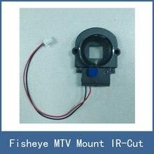5pcs High Quality MTV Lense IR-Cut Filter Seat Base Stand Plate For CCTV IP AHD Camera Module Web Cam Fisheye Lens