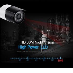 Image 4 - Kingkonghome IP カメラ 1080P POE 金属 IP カメラ ONVIF 屋外防犯カメラのナイトビジョン CCTV 防水屋外弾丸カム