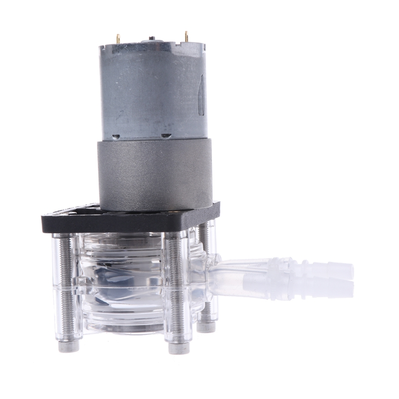 Heimwerker Fein Dc 12/24 V Schlauchpumpe Großen Fluss Dosierung Pumpe Vakuum Aquarium Lab Analytische
