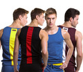 Men's Underwear Wholesale WJ Breathable Quick Dry Breathable Fabric Vest 2005BX (not Include Shorts)