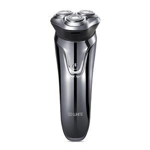 Image 5 - Youpin SO blanc hommes lavable Rechargeable rasoir électrique sans fil 3D contrôle intelligent rasoir IPX7 étanche rasage barbe H30