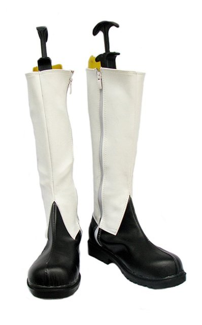 Black Butler Kuroshitsuji Ciel Monastery Ver Cosplay Shoes Boots Custom Made