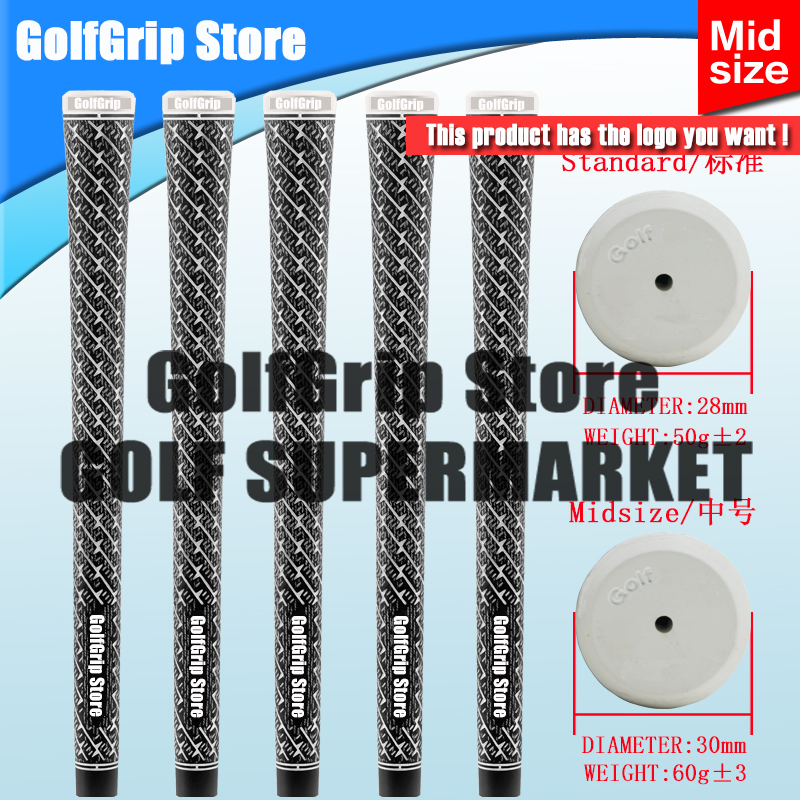 Cotton Yarn  Golf Grip 13pcs/lot Golf Club Grips Iron And Wood Grips