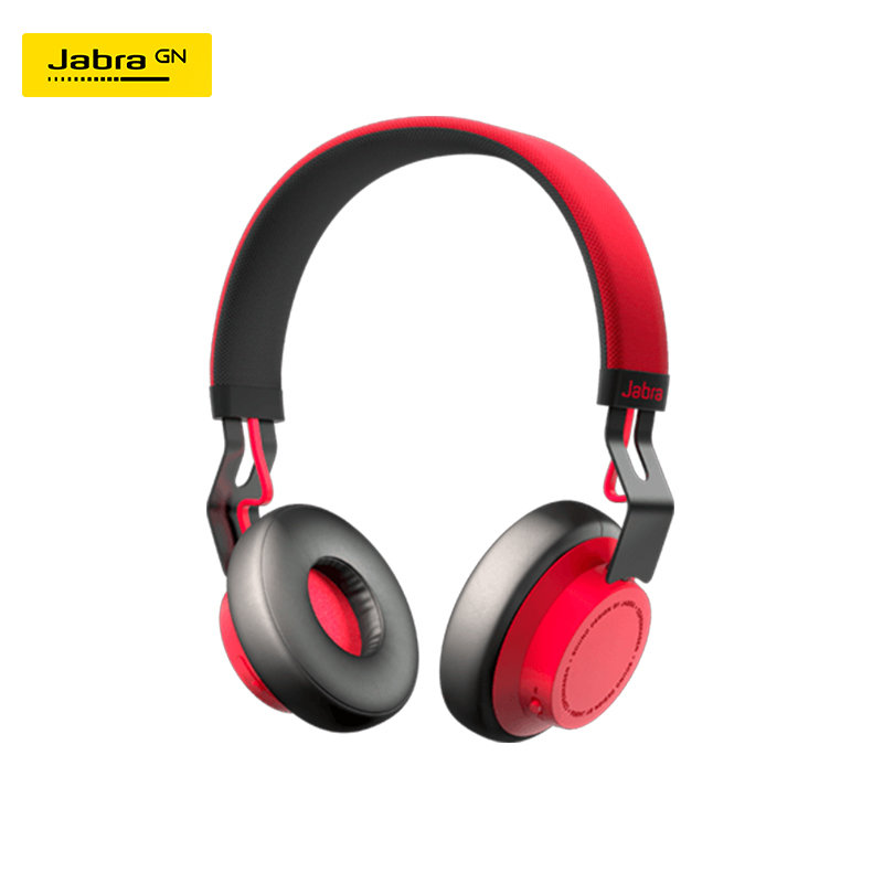 Wireless headphones Jabra Move bluetooth wireless bluetooth headphones wireless stereo headsets sport headphone colorful with mic support tf card handsfree calls for ios android
