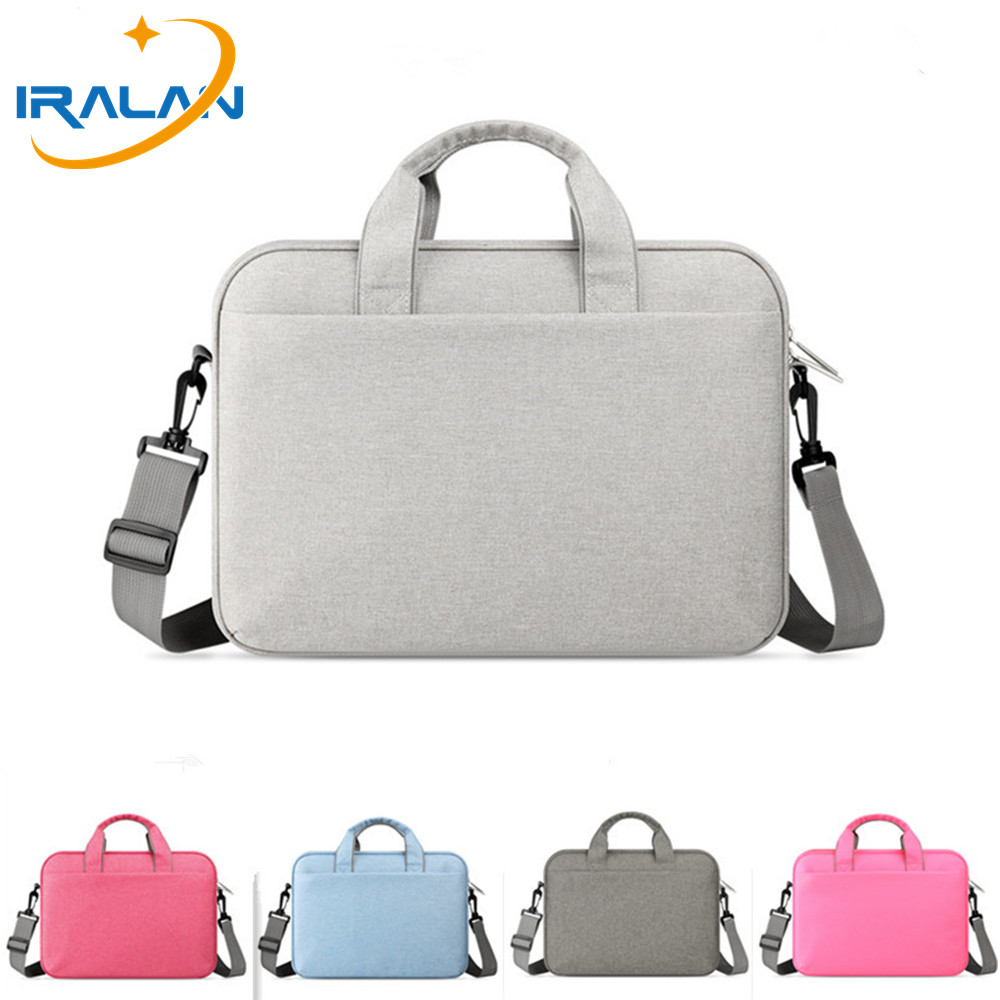 2017 Ordinateur Portable 14 Manches pour Macbook Air 11 12 13.3 15.4 15.6 Notebook Case pour Xiaomi Air 13 nouveau pro 13 tactile bar épaule sac