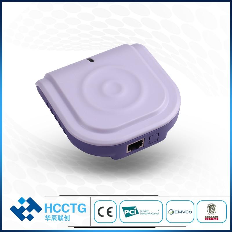 Desktop Wireless RFID Reader 13.56MHz WIFI TCP/IP Ethernet Network Reader HDM530-Q-N