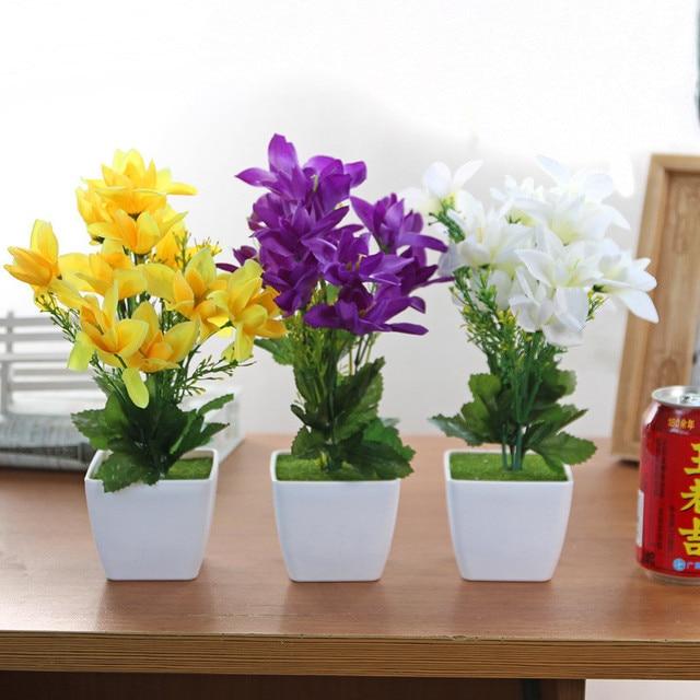 Купить цветы искусственные для офиса дружеский подарок мужчине