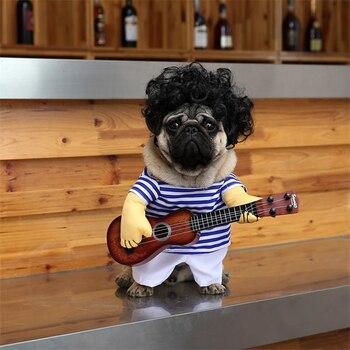 Déguisement de guitariste