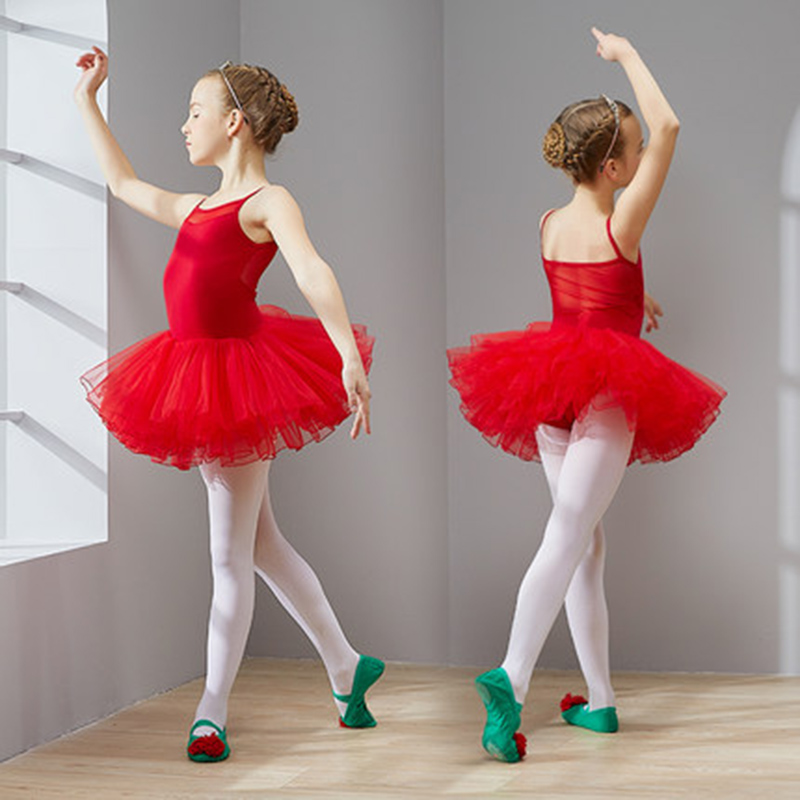 children's-dance-exercise-dress-girl's-summer-suspended-camisole-font-b-ballet-b-font-tutu-dancing-dress-kindergarten-dance-performance-jq-130