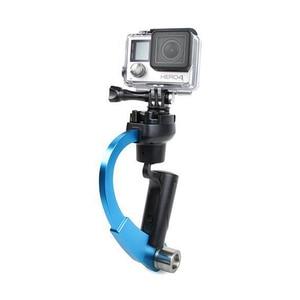Image 2 - Mini estabilizador de cámara de mano, cardán Steadicam adecuado para GoPro Hero 7 6 5 SJcam SJ4000 Xiaomi Yi, Cámara de Acción